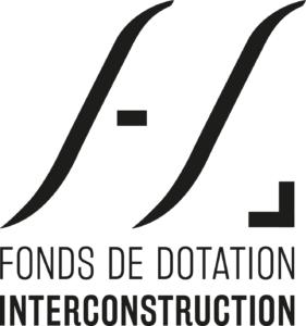 Fonds de dotation Interconstruction Logo